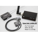 DATA LINK 2.4Ghz BT + IPAD Ground Station + 16-50 Wp