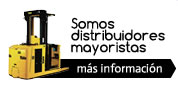 Somos distribuidores mayoristas